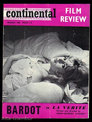 CONTINENTAL FILM REVIEW March 1962
