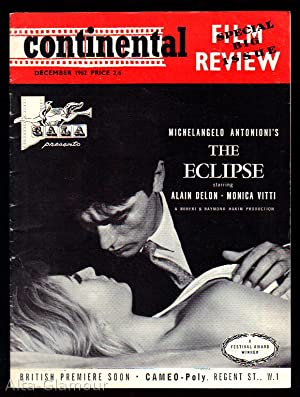 CONTINENTAL FILM REVIEW December 1962
