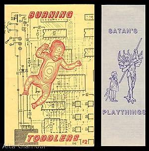 BURNING TODDLERS No. 2: Petrisko, Jr., P. (editor)