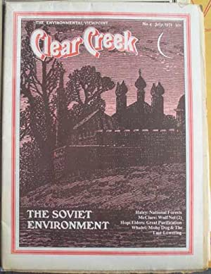 CLEAR CREEK; The Environmental Viewpoint No. 4,: Jensen, Pennfield