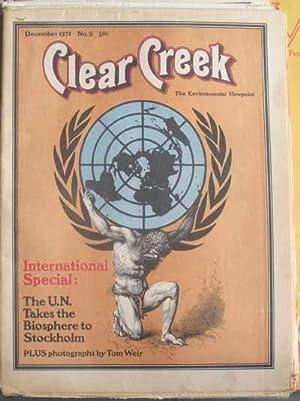 CLEAR CREEK; The Environmental Viewpoint No. 9,: Jensen, Pennfield