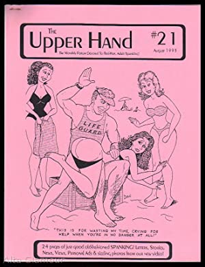 THE UPPER HAND [Set of twenty-five issues]; The Monthly Forum Devoted to Red-Hot, Adult Spanking ...