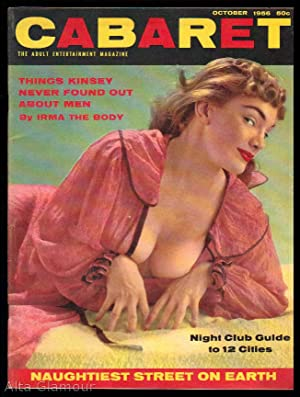 CABARET; The Adult Entertainment Magazine Vol. 02 No. 06, October 1956