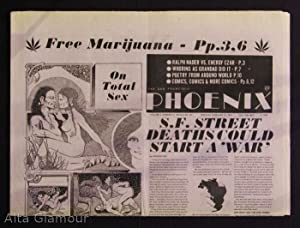 THE SAN FRANCISCO PHOENIX; A Journal of News, The Arts, and Informed Dissipation Vol. 02, No. 10 (...