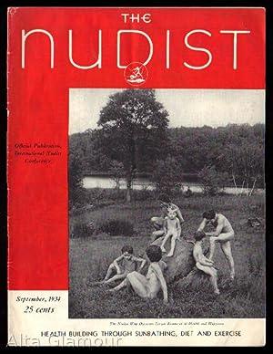 THE NUDIST Vol. 03, No. 08, September