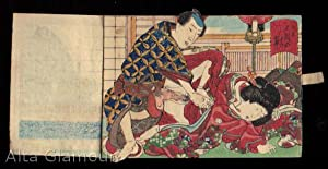 LOVERS IN A ROOM IN A TEA HOUSE