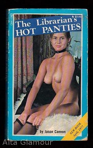 THE LIBRARIAN'S HOT PANTIES Companion Books: Cannon, Jason