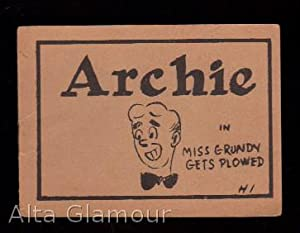 ARCHIE in MISS GRUNDY GETS PLOWED
