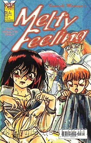 MELTY FEELING No. 3 Venus Comics: Mamiya, Komashi