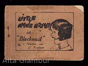 """LITTLE ANNIE ROONEY in """"BLACKMAIL""""; by I Feedom and U Fuckam: Based on characters created..."""