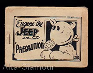 """EUGENE """" THE JEEP IN """"PRECAUTION"""": Based on characters created by E.C. Segar"""