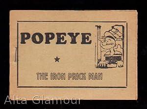 POPEYE - THE IRON PRICK MAN