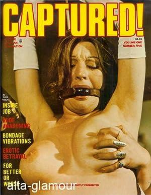 CAPTURED! Vol. 01, No. 05: Behr, Barbara (editor);