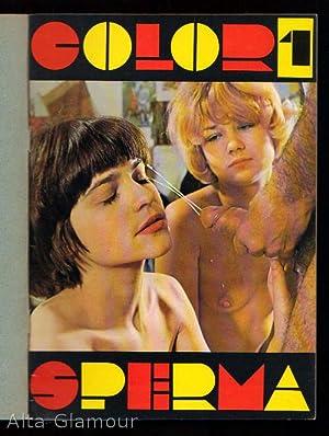 COLOR SPERMA; Color Pornography