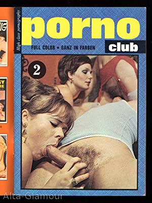 PORNO CLUB; High Class Pornography: Theander, Jens & Peter (editors)