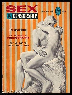 SEX & CENSORSHIP Vol. 01, No. 01