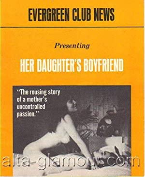 EVERGREEN CLUB NEWS. Her Daughter's Boyfriend unnumbered