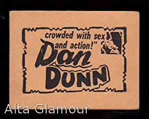 DAN DUNN; Crowded with sex and action!