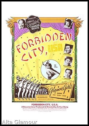 FORBIDDEN CITY, USA - Movie Poster
