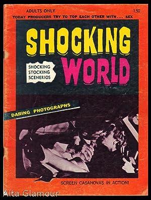 SHOCKING WORLD Vol. 01, No. 01, May