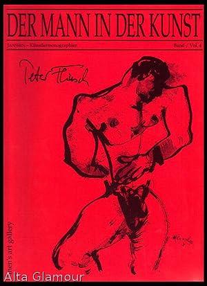 PETER FLINSCH; Erotischen Federzeichnungen | Erotic Drawings: Flinsch, Peter (art);