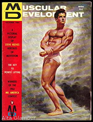MUSCULAR DEVELOPMENT Vol. 1, No. 11, October 1964