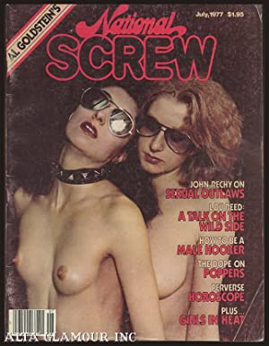 NATIONAL SCREW Vol. 1, No. 8, July: Goldstein, Al (editor)