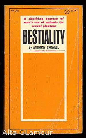 BESTIALITY: Crowell, Anthony