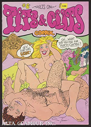 TITS & CLITS COMIX: Farmer, Joyce and
