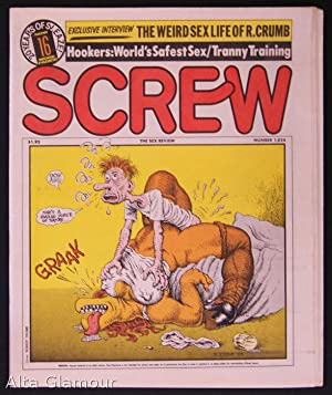 SCREW; The Sex Review Number 1024 , October 17, 1988: Goldstein, Al (Editor)
