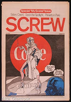 SCREW; The Sex Review Number 0150 , January 17, 1972: Goldstein, Al (Editor)