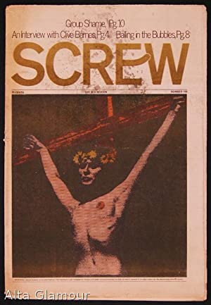 SCREW; The Sex Review Number 0151 , January 24, 1972: Goldstein, Al (Editor)