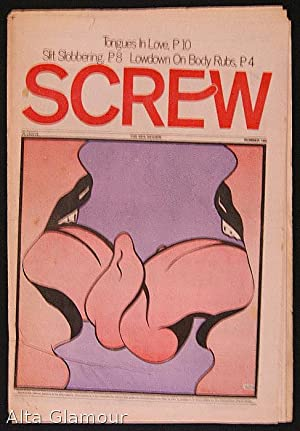 SCREW; The Sex Review Number 0165 , May 1, 1972: Goldstein, Al (Editor)