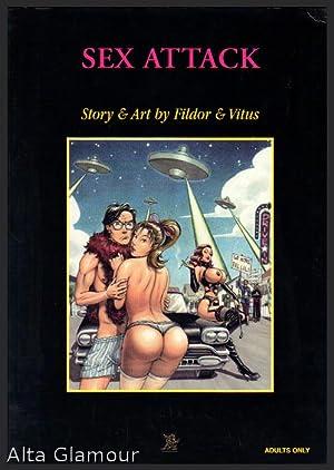SEX ATTACK: Fildor & Vitus