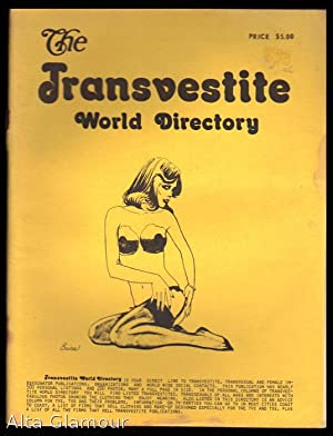THE TRANSVESTITE WORLD DIRECTORY Book 3
