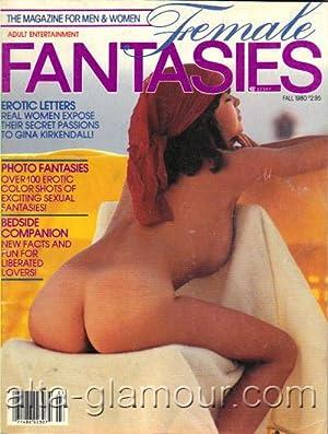 FEMALE FANTASIES Vol. 1, No. 3, Fall