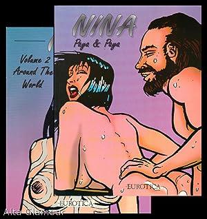 NINA [and] NINA 2: Around the World Vols. 1 + 2: Paya, and Paya