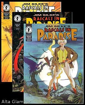 RASCALS IN PARADISE. [Nos. 1 - 3;: Silke, Jim