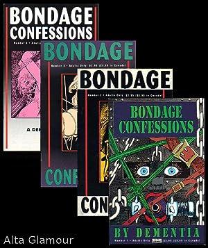 BONDAGE CONFESSIONS [Nos. 1 - 4; A Complete Run]: Dementia [Tom Sutton]