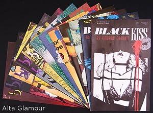 BLACK KISS [Nos. 1 - 12; A Complete Run]: Chaykin, Howard