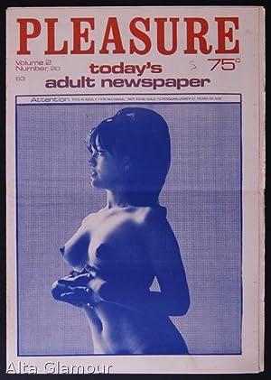 PLEASURE; Today's Adult Newspaper Vol. 2, No. 20