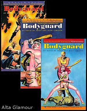 BODYGUARD [Nos. 1 - 3; A Complete Set]: de Vries, David and Glenn Lumsden
