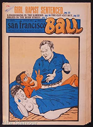 SAN FRANCISCO BALL; 'The Stars and Stripes of the Sexual Revolution' No. 087: Garst, Ron ...