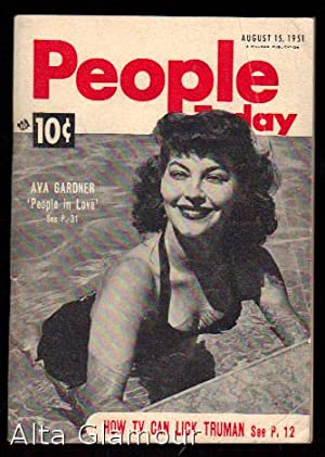 PEOPLE TODAY Vol. 3, No. 3, August 15, 1951