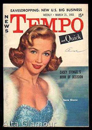 TEMPO; and QUICK Vol. 4, No. 12, March 21