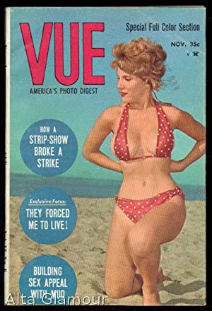 VUE; America's Photo Digest Vol. 15, No. 06, November 1962