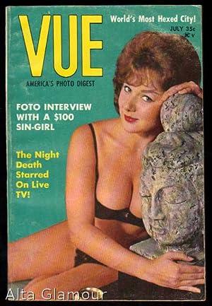 VUE; America's Photo Digest Vol. 16, No. 04, July 1963