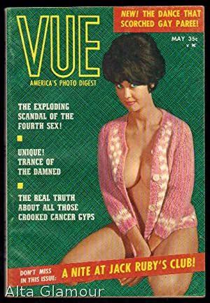 VUE; America's Photo Digest Vol. 17, No 03, May 1964