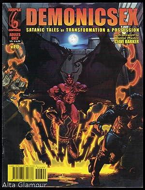 DEMONICSEX; Satanic Tales of Transformation & Possession: Conner, Chuck (story); Sean Platter (...