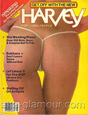 HARVEY; For Loving People Vol. 02, No. 06, May